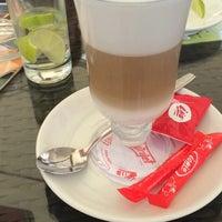 Photo taken at Restaurant hotelu Růže by Klára P. on 7/19/2014
