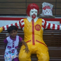 Photo taken at McDonalds by Ganesan P. on 1/6/2013