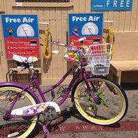 Photo taken at Hermosa Cyclery by Kristina K. on 7/9/2014
