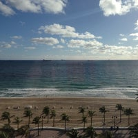 Photo taken at Courtyard Fort Lauderdale Beach by Kristina S. on 12/7/2012