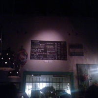 Photo taken at Brüder Beer Garden by Carlos B. on 2/15/2014