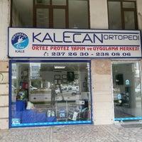 Photo taken at Kalecan Ortopedi by Caner Ö. on 5/9/2013