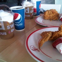 Photo taken at KFC by Pinky A. on 5/21/2013