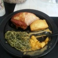 Photo taken at Boston Market by Ingrid on 11/12/2012
