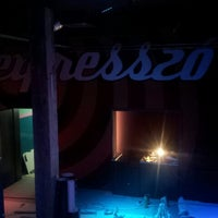 Photo taken at Expresszó Koncerttér by Balazs J. on 11/28/2013