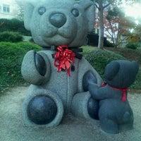 Photo taken at Teddy Bears Sculptures by Bert T. on 12/2/2012