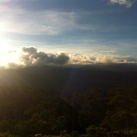 Photo taken at Cerro El Quilamo by Gaby N. on 7/18/2013