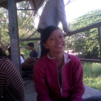 Photo taken at lapangan pasiran by Rosinta W. on 9/28/2013