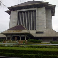 Photo taken at Bank Indonesia by William M. on 6/13/2013
