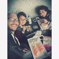 Photo prise au Planet Sushi par G O L D E Y le5/20/2015