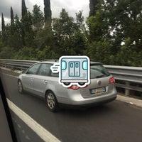 Photo taken at A90 Circonvallazione Settentrionale by Alexander W. on 5/22/2015