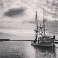 Photo taken at Dockside by Alison on 2/8/2014