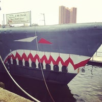 Photo taken at USS Torsk (SS-423) by Alison on 2/20/2013