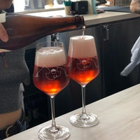 Photo taken at Grimm Artisanal Ales by Alison on 7/15/2018