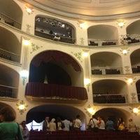 Foto tomada en Teatro Principal por Gianella L. el 5/26/2013