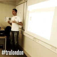 Photo taken at #trulondon by Craig F. on 9/6/2013