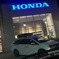 Photo taken at AutoPark Honda by Tim M. on 7/30/2016