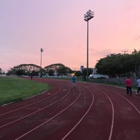 Photo taken at Unidad Deportiva by Polo C. on 7/19/2017