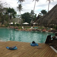 Photo taken at Malolo Island Resort by Mike H. on 8/23/2013