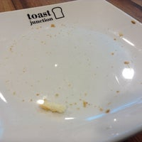Photo taken at Toast Junction by Magdalene P. on 2/7/2015