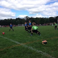 Photo taken at Cheshire Soccer Club by Brian A. on 9/14/2013