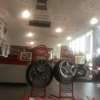 Photo taken at America's Tire Store by James G. on 3/29/2013