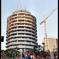 Photo taken at Capitol Records by James G. on 11/26/2016