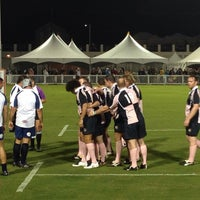 Photo taken at Bermuda National Sports Centre by Andries H. on 11/10/2013