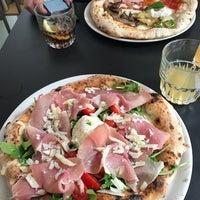 8/25/2018 tarihinde Cleopatra A.ziyaretçi tarafından Standard Pizza'de çekilen fotoğraf
