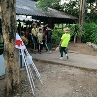 Photo taken at ค่ายนวภพ by Mana S. on 12/10/2015