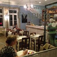 Photo taken at A Casa do Evaristo by Zjef V. on 10/30/2014