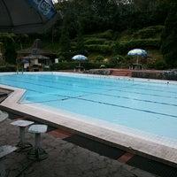 Photo taken at Pemandian Air Panas - Hotel Duta Wisata Guci by Alex W. on 7/20/2013