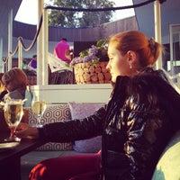 Photo taken at NOA restoran by Nataly P. on 8/30/2014