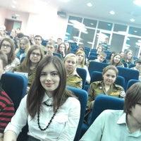 Photo taken at Актовый Зал САФУ by Ирина Г. on 3/14/2015