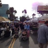Снимок сделан в Studio City Farmers Market пользователем Jeremy M. 10/21/2012