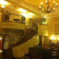 Photo taken at Sheraton Pretoria Hotel by Hans L. on 9/19/2012