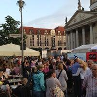 Das Foto wurde bei Gendarmenmarkt von Nikita B. am 7/4/2013 aufgenommen