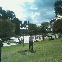 Photo taken at Parque San Cristobal by Andres A. on 8/19/2013