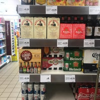 Photo taken at Sainsbury's by Ismail D. on 10/22/2017