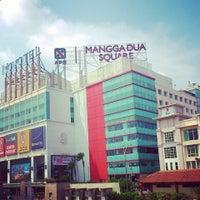 Photo taken at Halte TransJakarta Gn. Sahari Mangga Dua by Thomas H. on 1/25/2014
