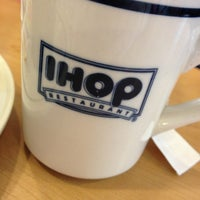 Photo taken at IHOP by Jessica J. on 8/13/2013