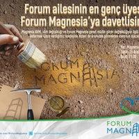12/29/2014 tarihinde Forum Magnesiaziyaretçi tarafından Forum Magnesia'de çekilen fotoğraf