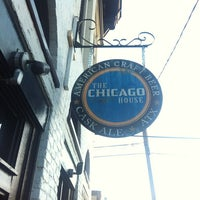 Photo taken at The Chicago House by Carlos A. on 1/24/2013
