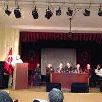 Photo taken at Ankara Atatürk Kız Teknik ve Meslek Lisesi by Yusuf D. on 1/31/2014