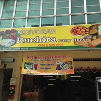 Photo taken at Ruchira Curry House by Ray on 4/30/2013