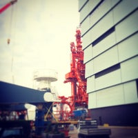 Photo taken at NDT Huisman Equipment B.V. by Anna Y. on 10/2/2014