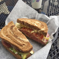 Photo taken at Mr. Pickle's Sandwich Shop by Patrick L. on 6/27/2015
