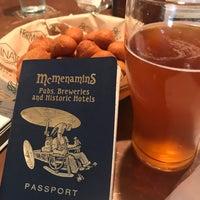 Photo taken at McMenamins Market Street Pub by Todd U. on 6/10/2017