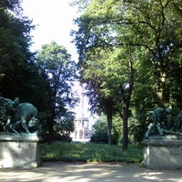 Photo taken at Tiergarten by Ser g. on 7/7/2013