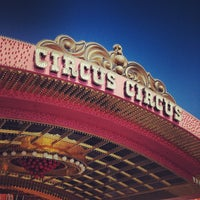 Photo taken at Circus Circus Hotel & Casino by Aleksandr S. on 9/27/2013